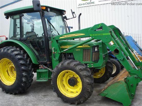 2005 John Deere 5320 Tractors - Utility (40-100hp) - John ...