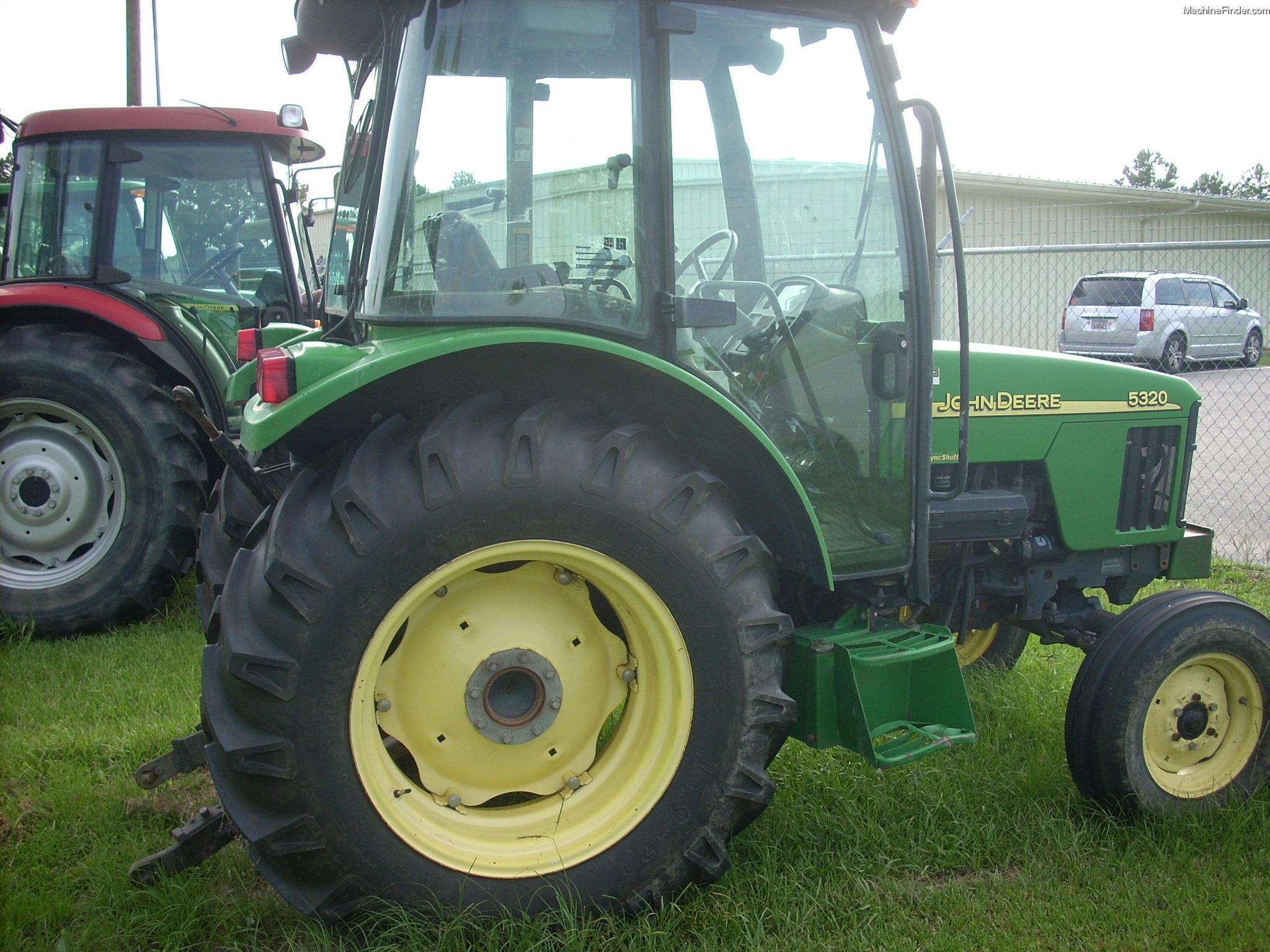 2002 John Deere 5320 Tractors - Utility (40-100hp) - John ...