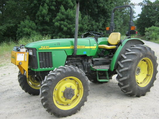 2003 John Deere 5420 Tractors - Utility (40-100hp) - John ...