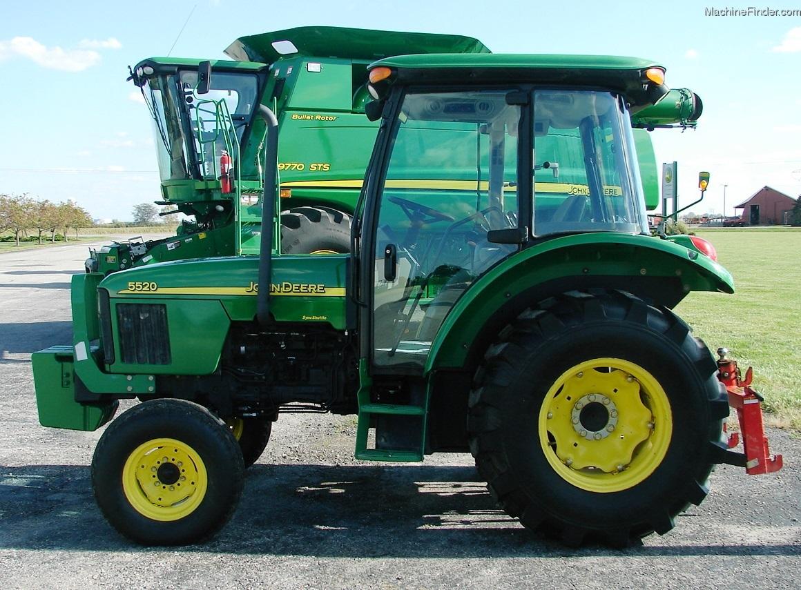 2004 John Deere 5520 Tractors - Utility (40-100hp) - John ...