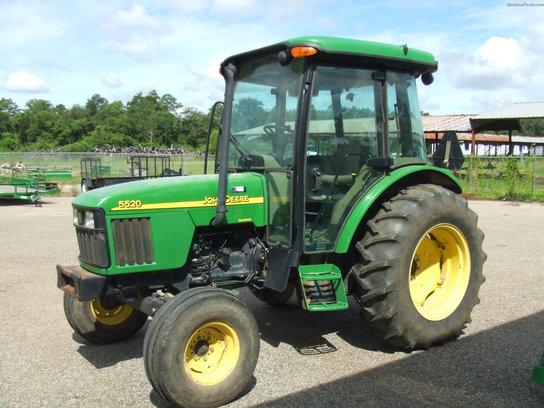 John Deere 5520 Tractors - Utility (40-100hp) - John Deere ...