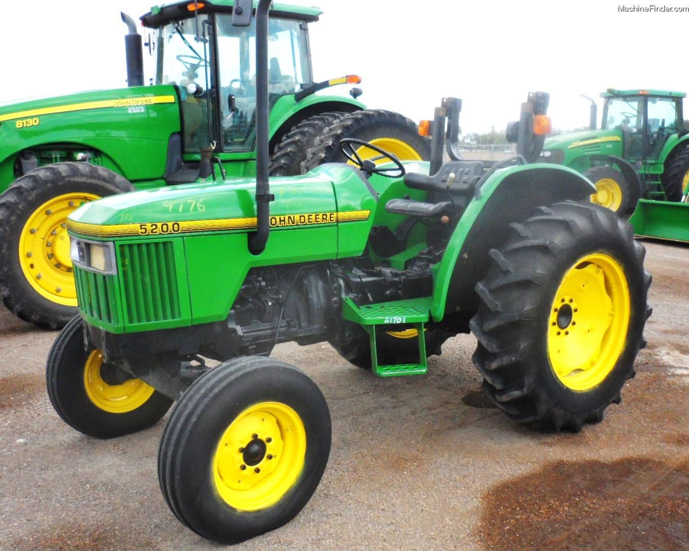1996 John Deere 5200 Tractors - Utility (40-100hp) - John ...