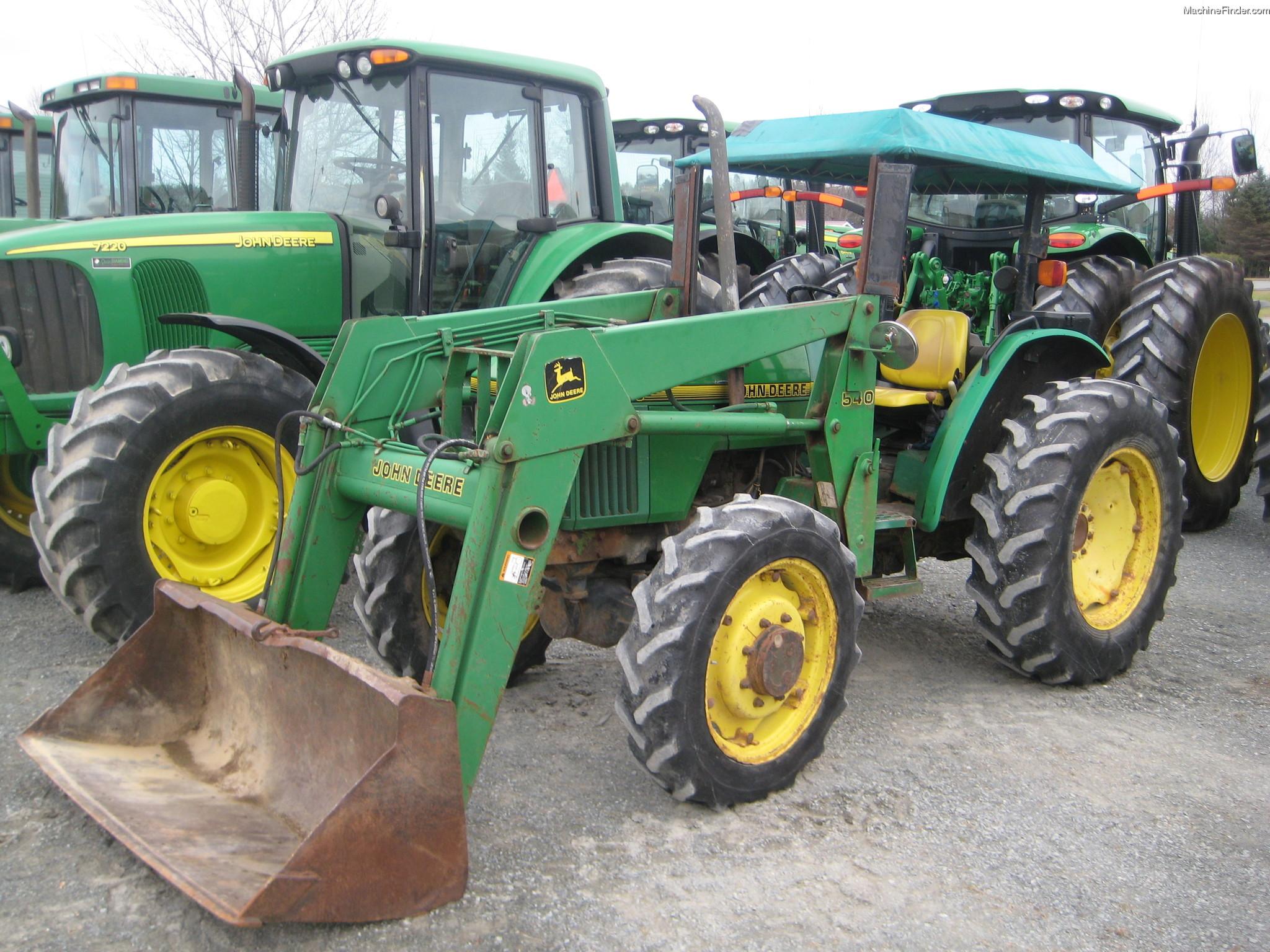 1994 John Deere 5200 Tractors - Utility (40-100hp) - John ...