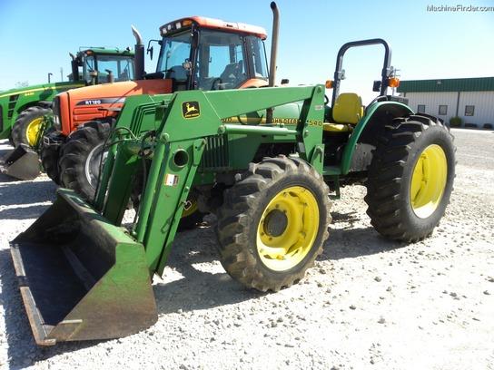 1995 John Deere 5300 Tractors - Utility (40-100hp) - John ...
