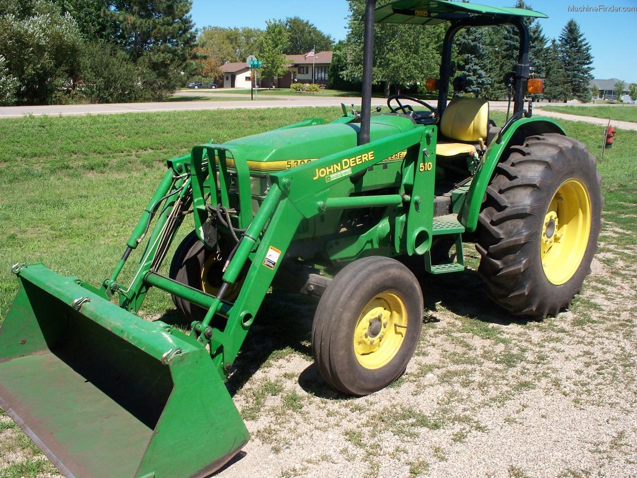 1993 John Deere 5300 Tractors - Utility (40-100hp) - John ...