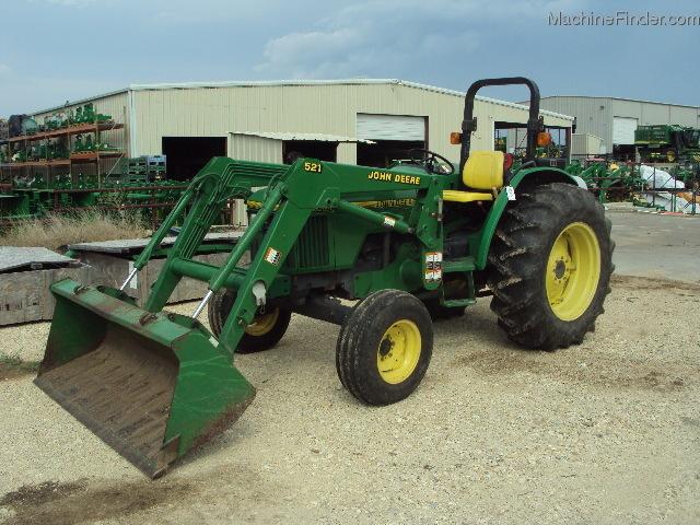 1992 John Deere 5300 Tractors - Utility (40-100hp) - John ...