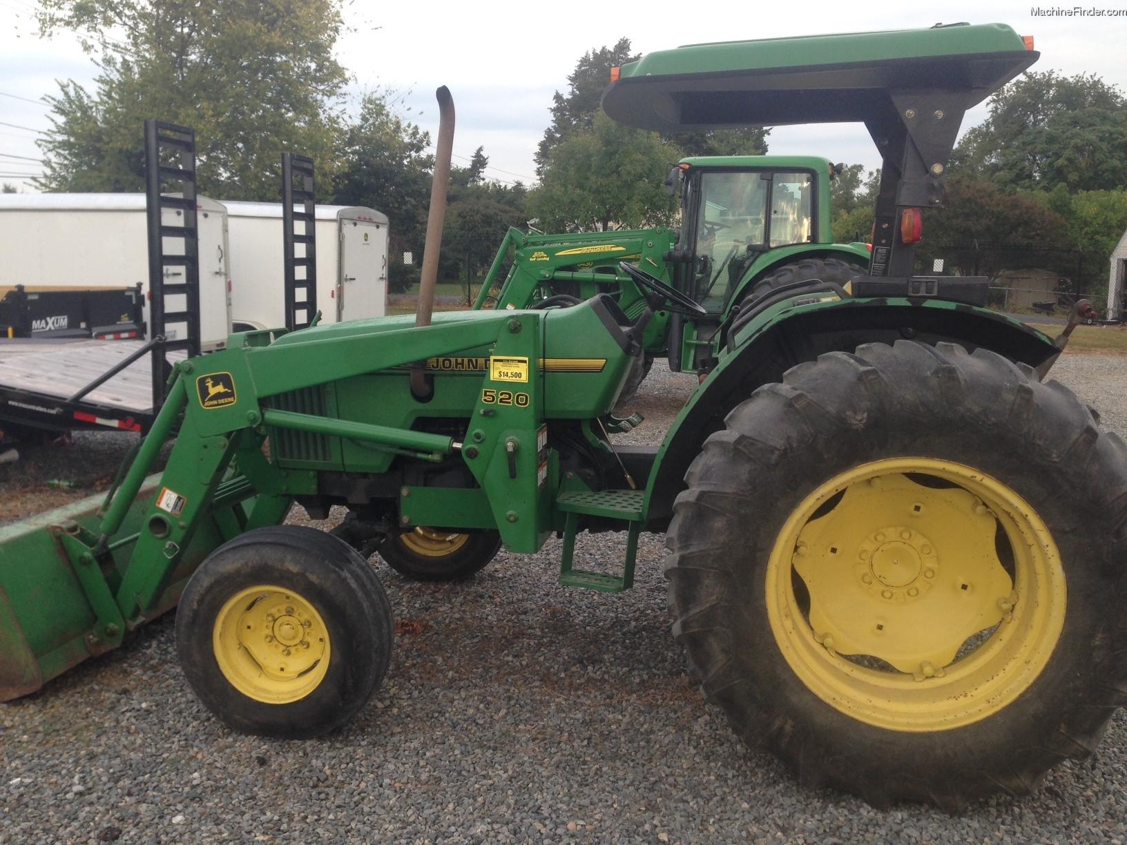 1992 John Deere 5400 Tractors - Utility (40-100hp) - John ...