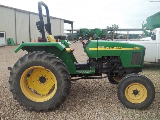2006 John Deere 5103 Tractors - Utility (40-100hp) - John ...