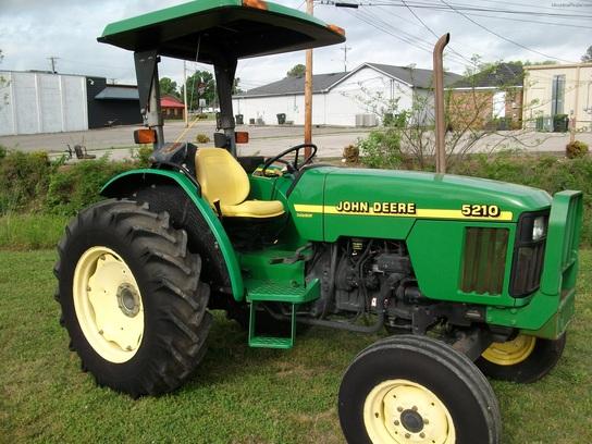 John Deere 5210 Tractors - Utility (40-100hp) - John Deere ...