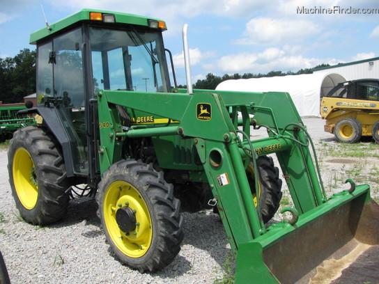 1998 John Deere 5210 Tractors - Utility (40-100hp) - John ...