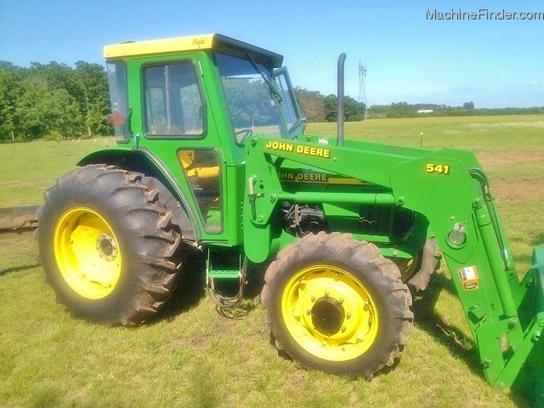 1999 John Deere 5210 Tractors - Compact (1-40hp.) - John ...