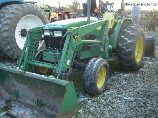 1999 John Deere 5210 Tractors - Utility (40-100hp) - John ...