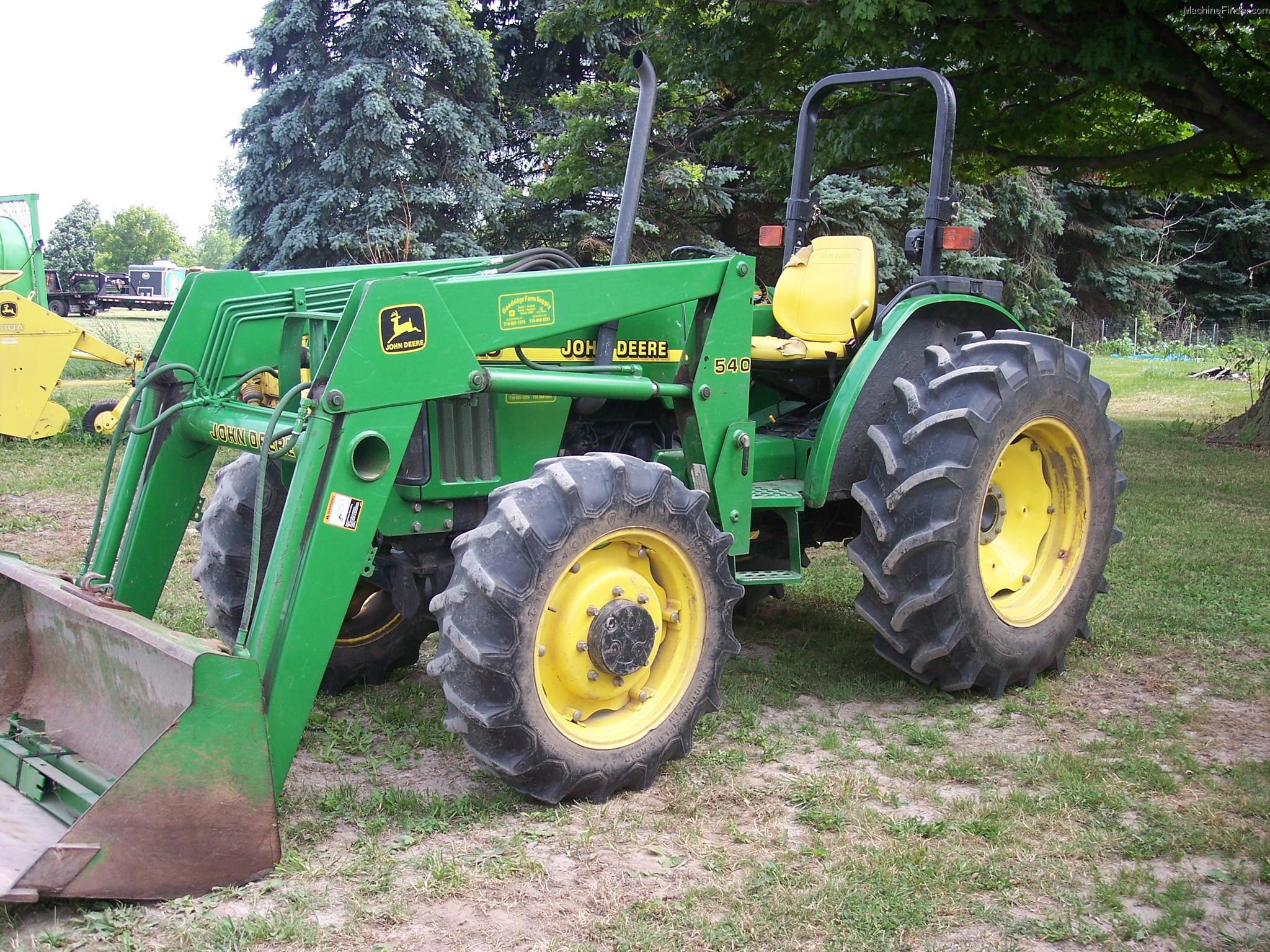 1998 John Deere 5310 Tractors - Utility (40-100hp) - John ...