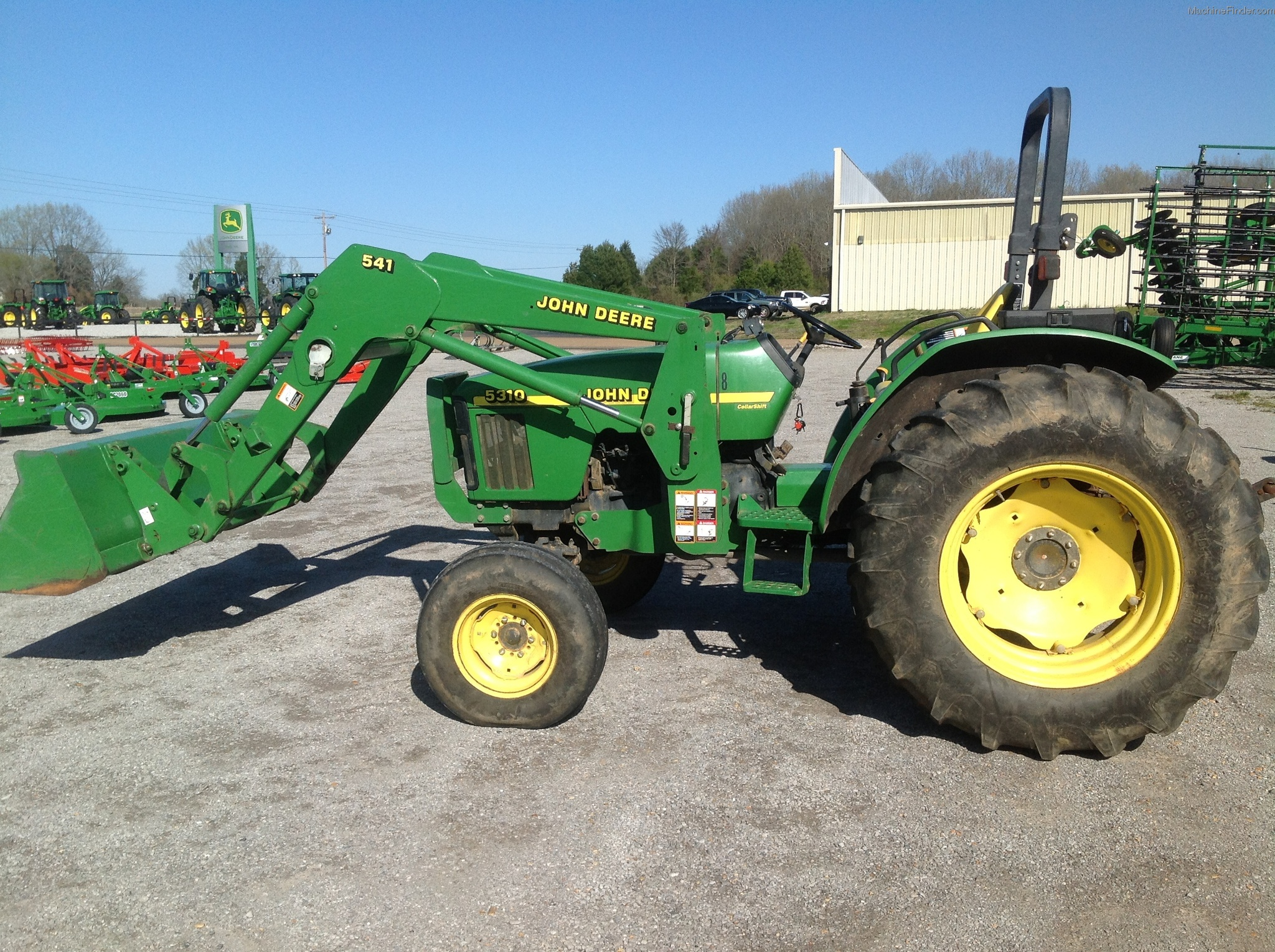 1991 John Deere 5310 Tractors - Utility (40-100hp) - John ...