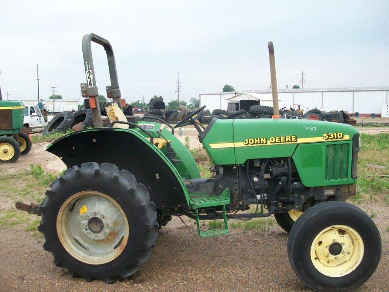 John Deere Tractor 5310 | Worthington Ag Parts