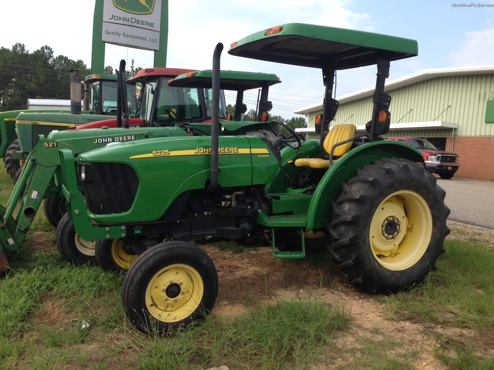 2006 John Deere 5225 Tractors - Utility (40-100hp) - John ...