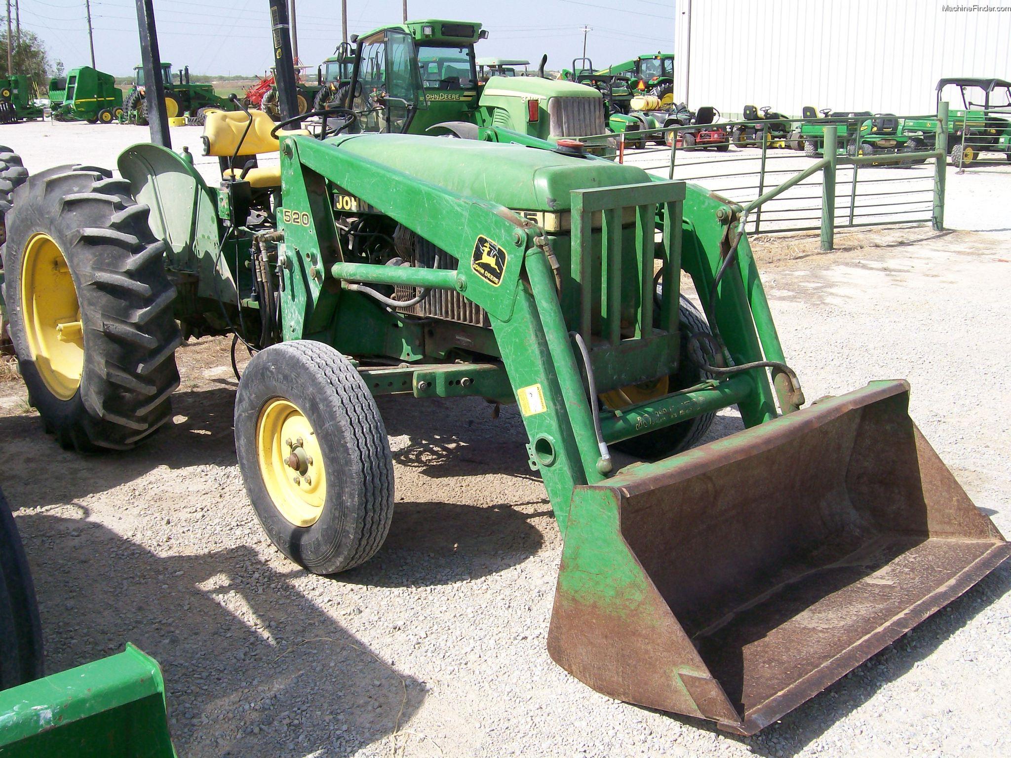 1990 John Deere 2155 Tractors - Utility (40-100hp) - John ...