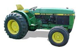 John Deere 2855N Tractor Model