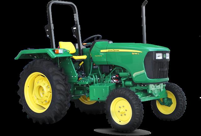 Tractor 5036C John Deere