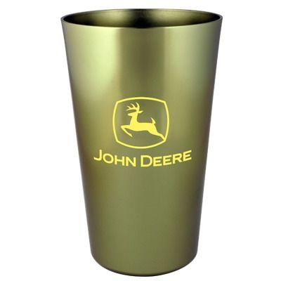 John Deere Aluminum Tumbler with 2000 Logo | Weston | Pinterest | John ...