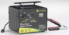 TY25863 – Manual Battery Charger w/Engine Start and Timer
