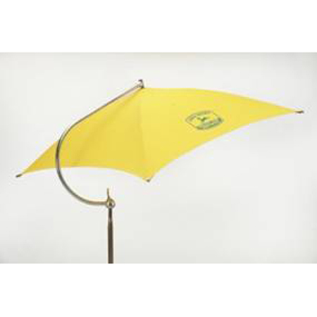 ... > John Deere 1950's Style Antique Logo Tractor Umbrella - TY25325