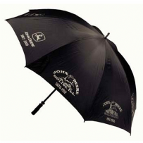 John Deere Logo Umbrella