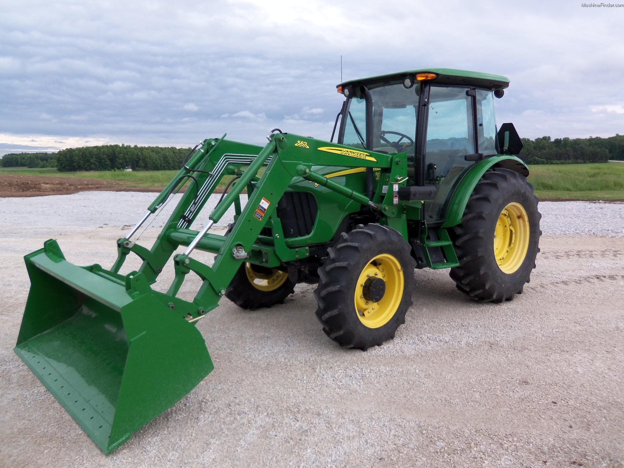 2008 John Deere 5101E Tractors - Utility (40-100hp) - John ...