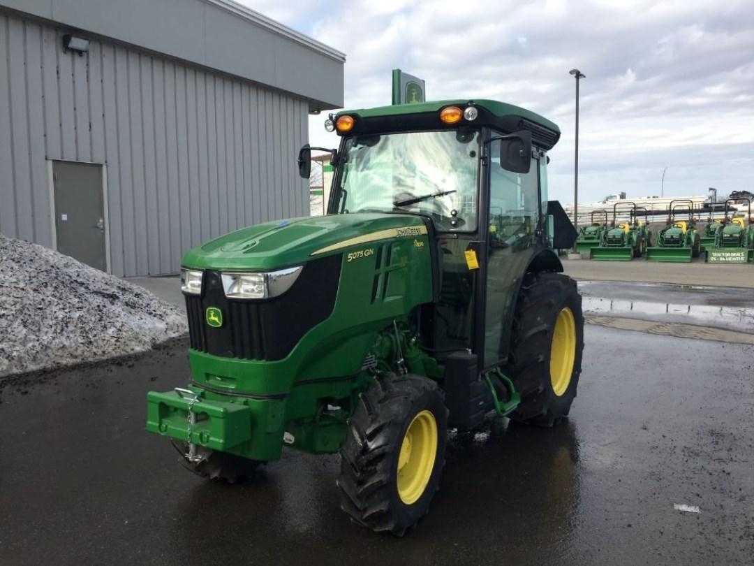 John Deere -5075gn Price: €39,500, 2017 - Tractors ...