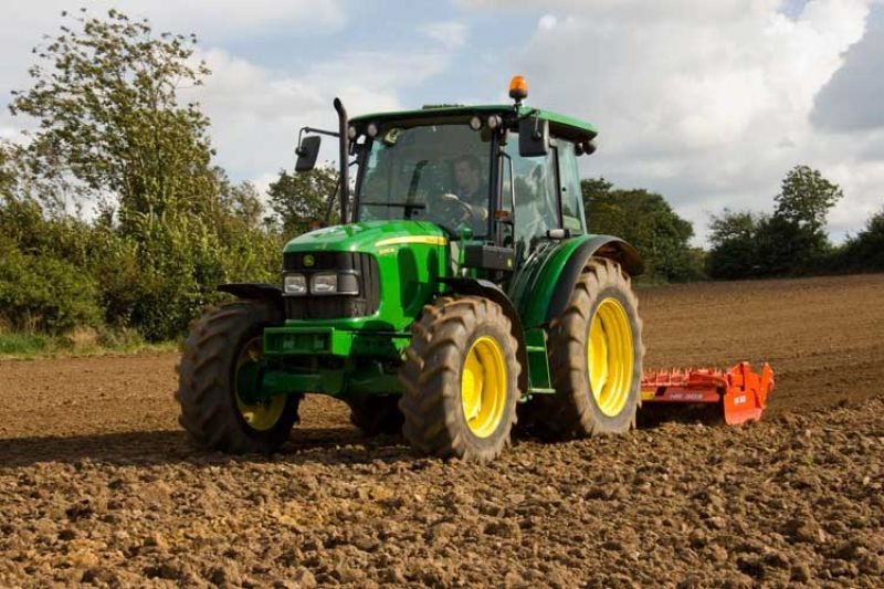 John Deere 5M Series-5090M from Farming UK