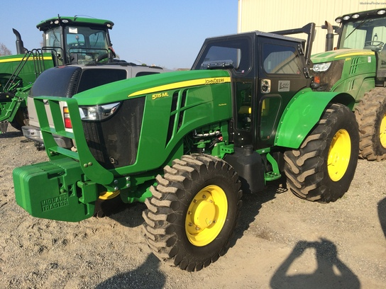 2013 John Deere 5115ML Tractors - Utility (40-100hp ...
