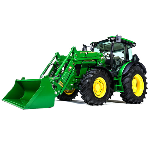 John Deere 5090R 90-hp utility tractor - AG-POWER