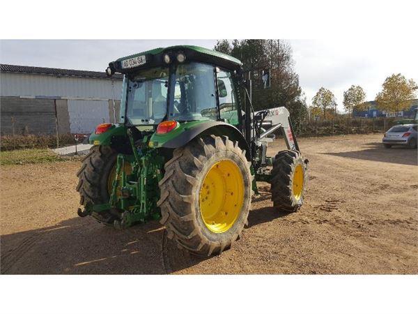 John Deere 5090R - Tractors, Price: £33,701, Year of ...