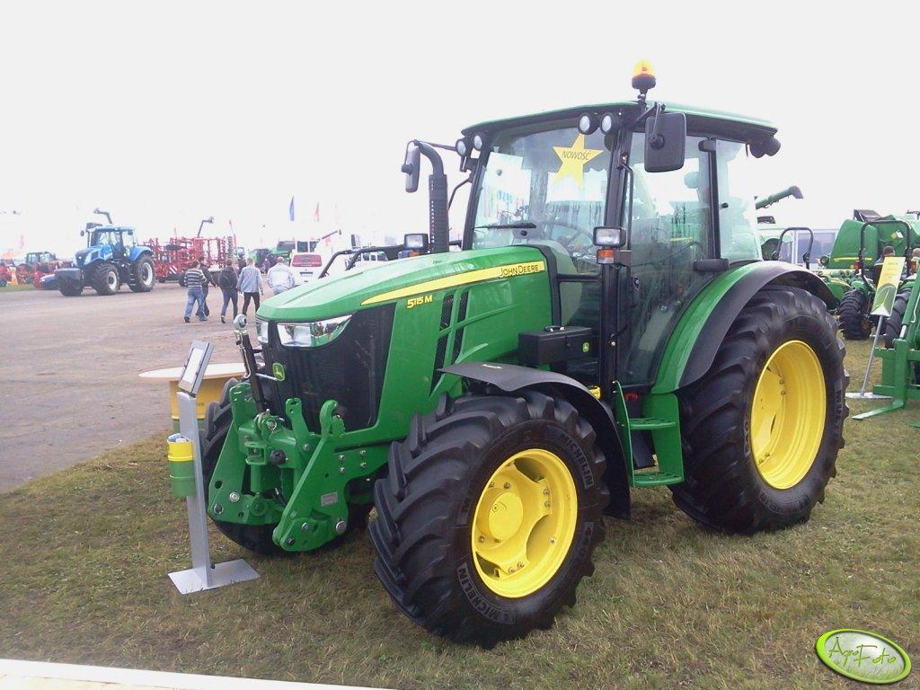 Fotografia traktor john deere 5115M #455939