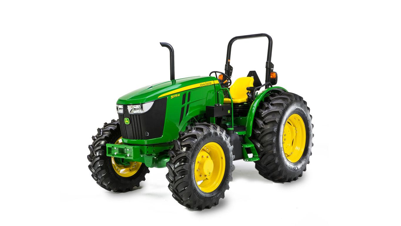 5E Series Utility Tractors | 5065E | John Deere US