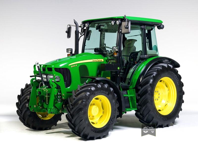 Traktori > John Deere > 5R
