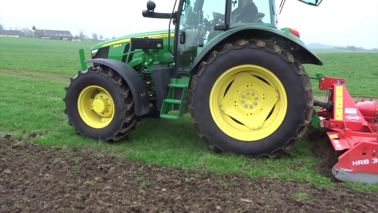 John Deere «5125R»: Neuer Gipfelstürmer - YouTube