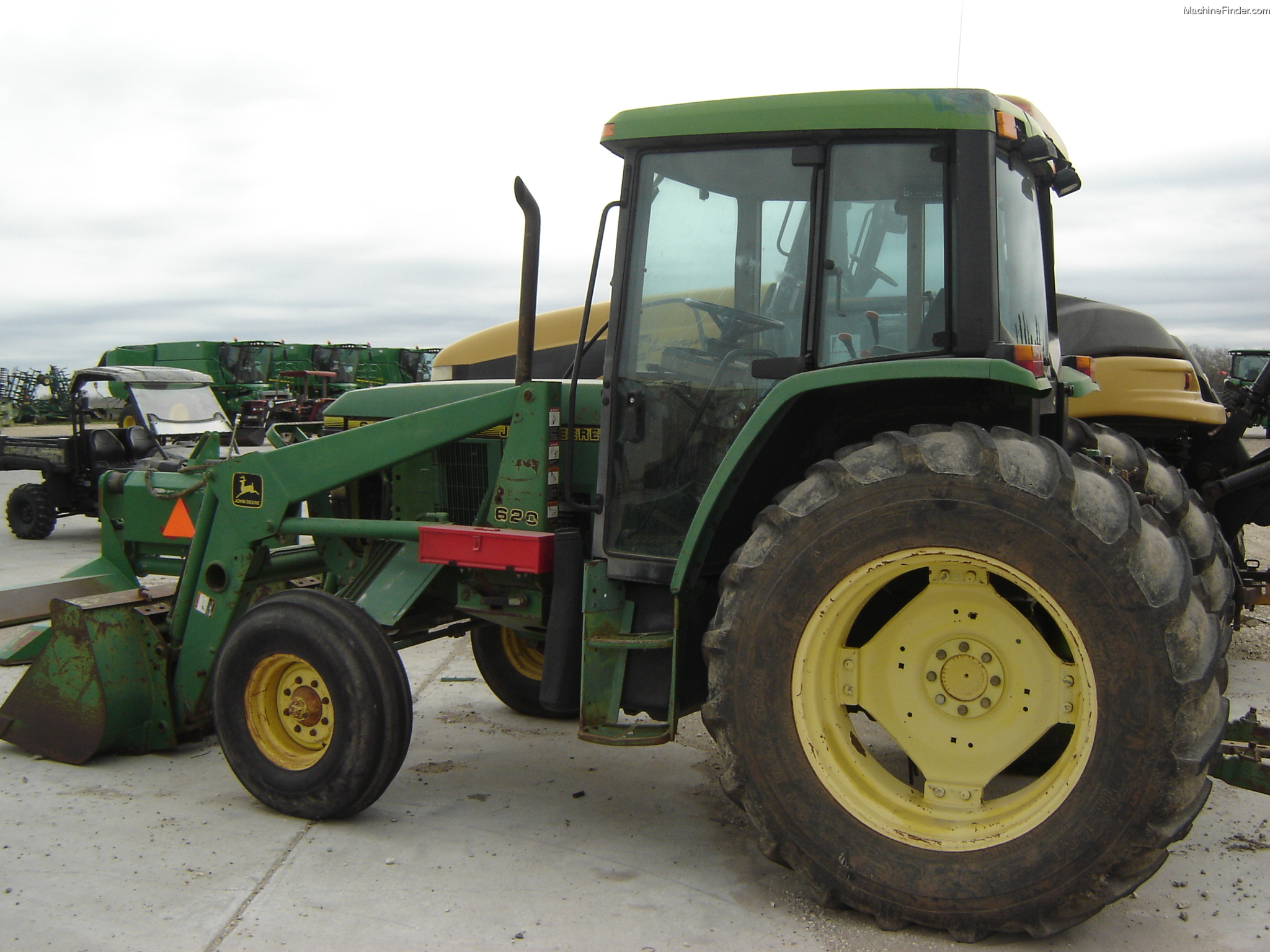 1996 John Deere 6400 Tractors - Utility (40-100hp) - John ...