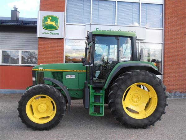 Used John Deere 6506 tractors Year: 1997 Price: $16,537 ...