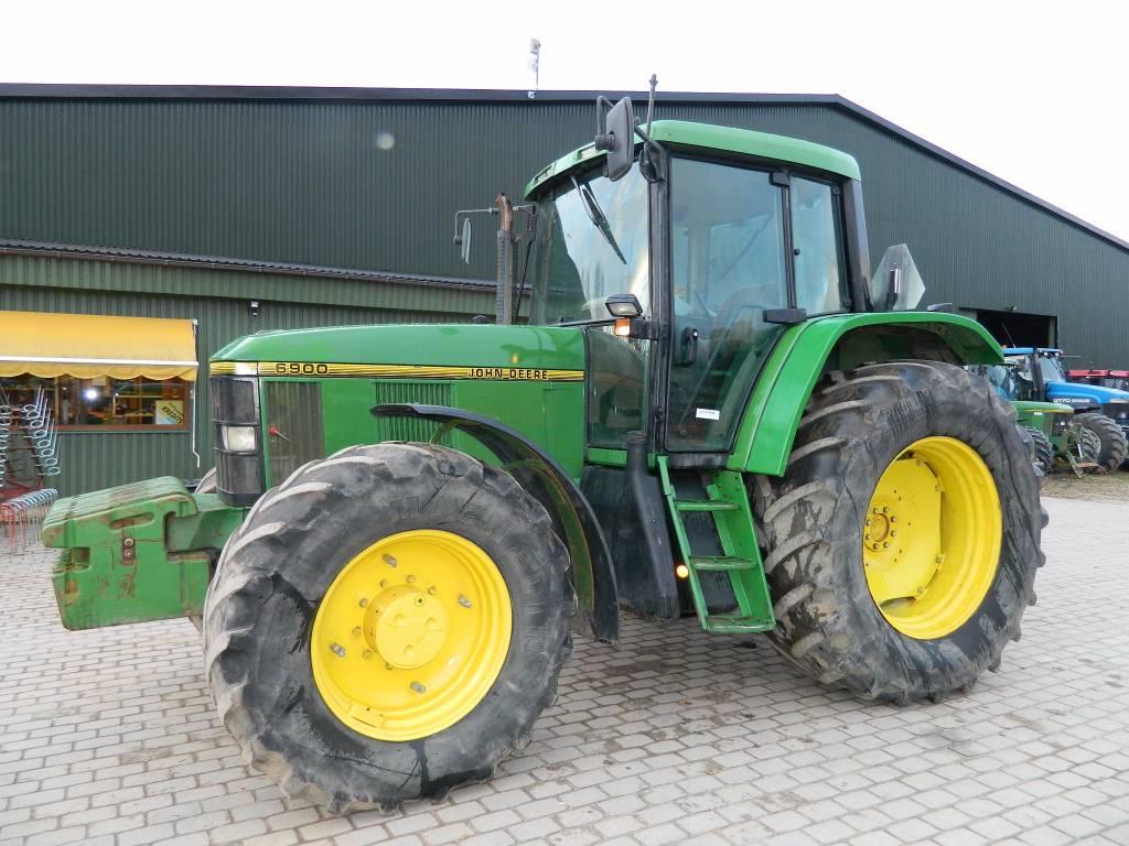Used John Deere 6900 tractors Year: 1996 Price: $24,120 ...