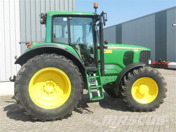 Used John Deere 6620 tractors Year: 2004 for sale - Mascus USA