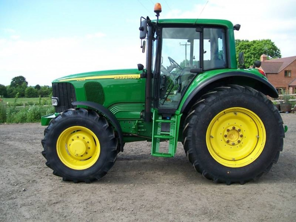 2004 John Deere 6820 - Tractors (Agricultural) - Country ...