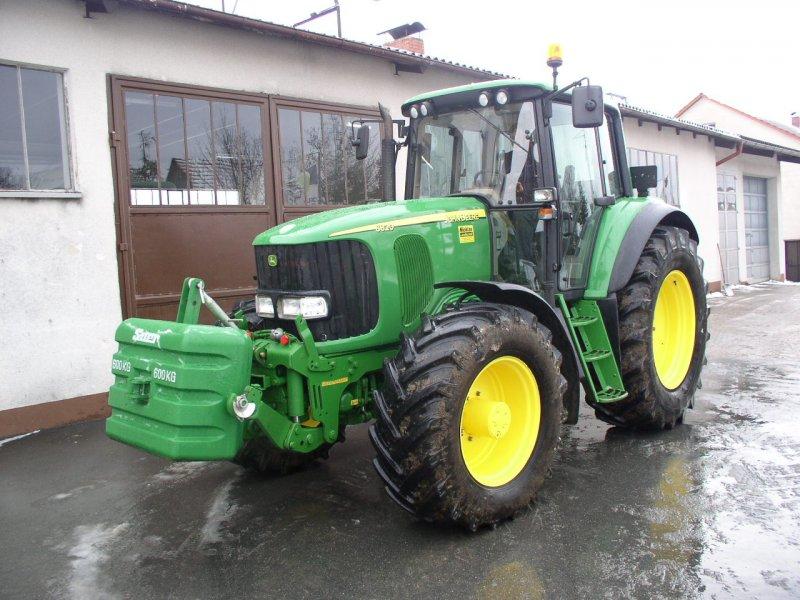 Tractor John Deere 6820 - technikboerse.com