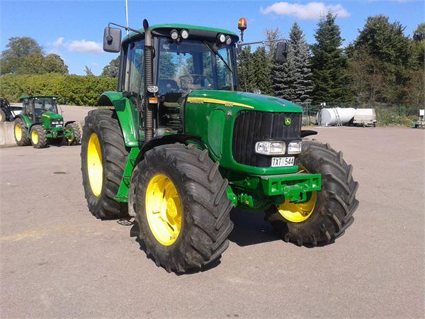 Used John Deere 6820 tractors Year: 2003 Price: $40,169 ...