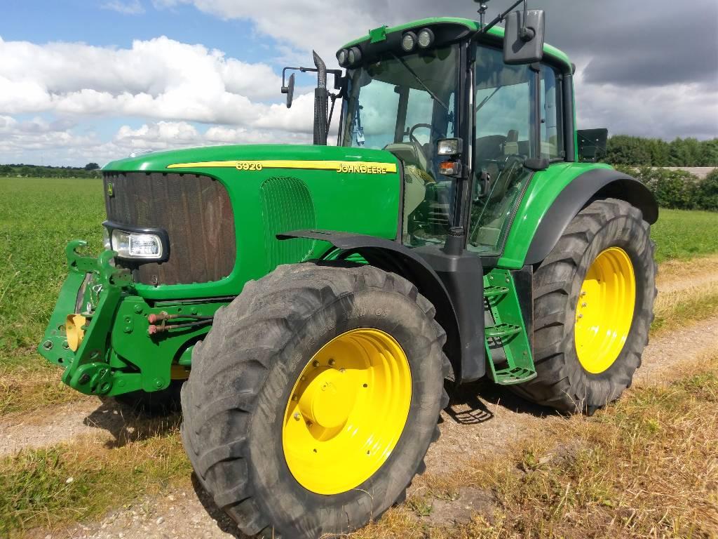 John Deere 6920 - Tractors, Price: £35,874, Year of ...