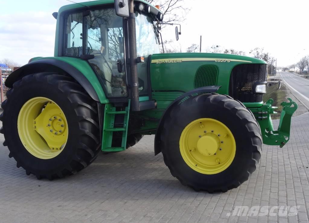 Used John Deere 6920 S tractors Year: 2005 Price: $38,012 ...