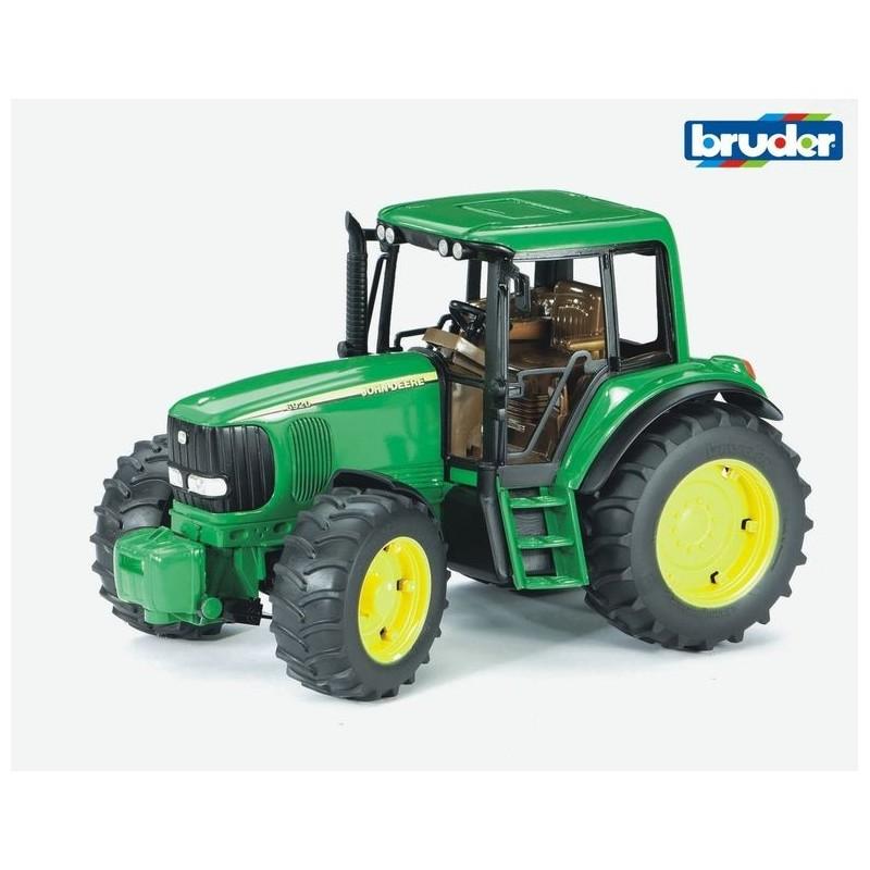 Tractor John Deere 6920 BRUDER 02050 - veHiKlo Juguetes Bruder