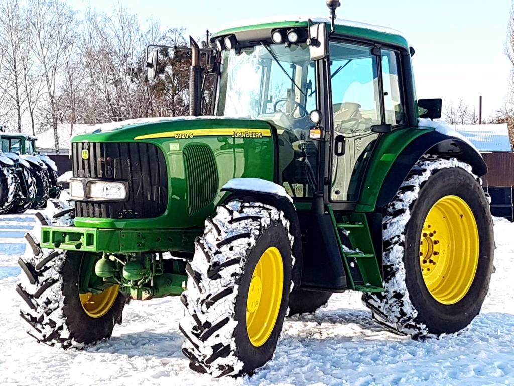 Used John Deere 6920s tractors Year: 2003 Price: $38,334 ...