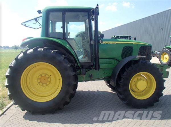 Used John Deere 6920S tractors Year: 2003 Price: $46,913 ...