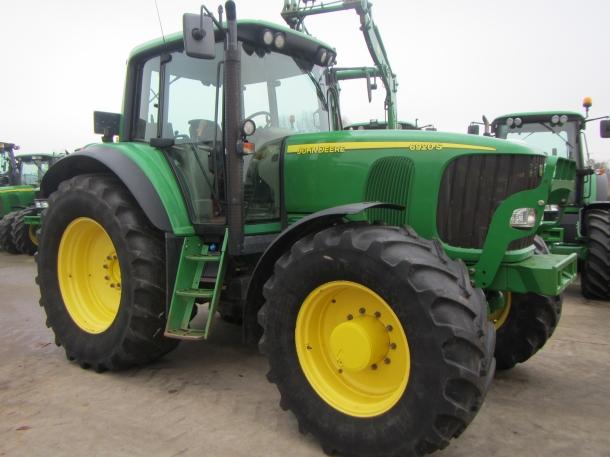 John Deere 6920S, 2006, 4,615 hrs | Parris Tractors Ltd
